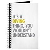 Diving Journals & Spiral Notebooks