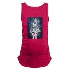 The Bookseller Maternity Tank Top
