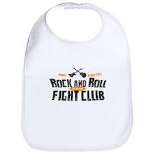 Rock and Roll Fight Club Bib