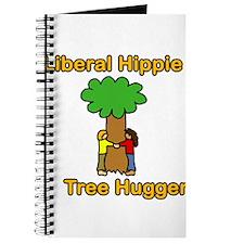 liberal hippie tree hugger Journal