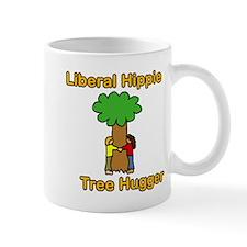 liberal hippie tree hugger Mugs