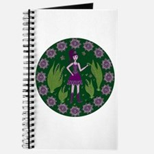 Amethyst Faerie Journal