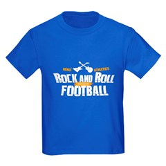 Rock and Roll Football T