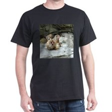 snow monkeys T-Shirt