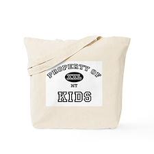 Property of my KIDS Tote Bag