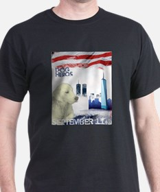 Dog Heroes of 911 T-Shirt