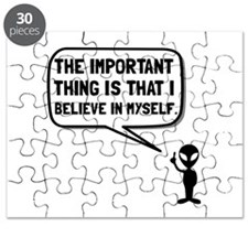 Alien Believe In Myself Puzzle