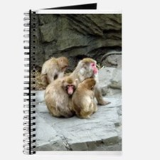 snow monkeys Journal