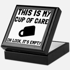 Cup Of Care Keepsake Box