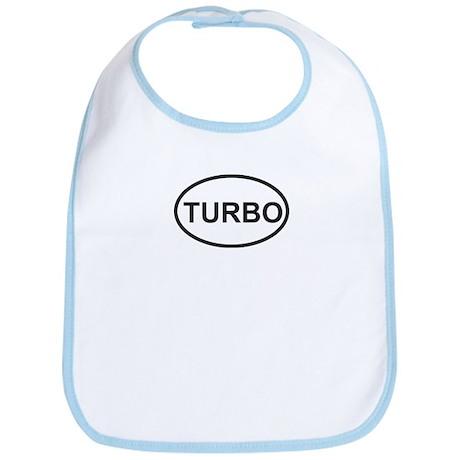 Turbo Baby Bib