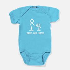 Baby Got Back Baby Bodysuit
