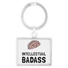 Intellectual Badass Keychains