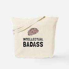 Intellectual Badass Tote Bag
