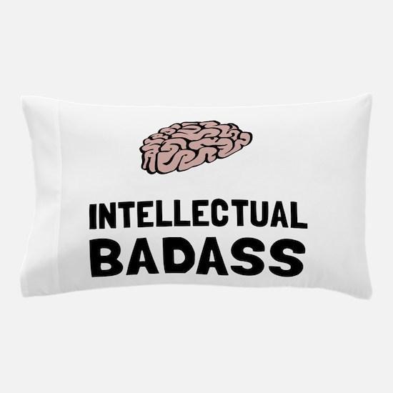 Intellectual Badass Pillow Case