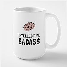 Intellectual Badass Mugs