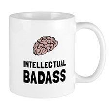 Intellectual Badass Mugs