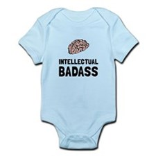 Intellectual Badass Body Suit