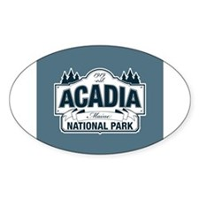 Acadia National Park Decal