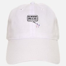 Unicorn Believe In Myself Baseball Baseball Baseball Cap