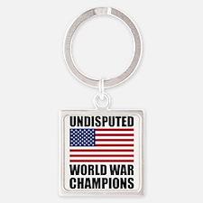 World War Champions Keychains