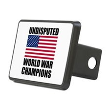 World War Champions Hitch Cover