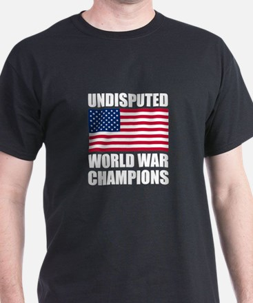 World War Champions T-Shirt