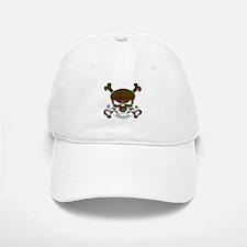 Skene Tartan Skull Baseball Baseball Cap