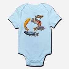 Cichlids Body Suit