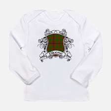 Skene Tartan Shield Long Sleeve Infant T-Shirt