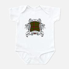 Skene Tartan Shield Infant Bodysuit