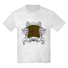 Skene Tartan Shield T-Shirt