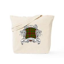 Skene Tartan Shield Tote Bag