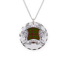 Skene Tartan Shield Necklace