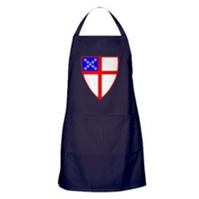 Episcopal Shield Apron (dark)
