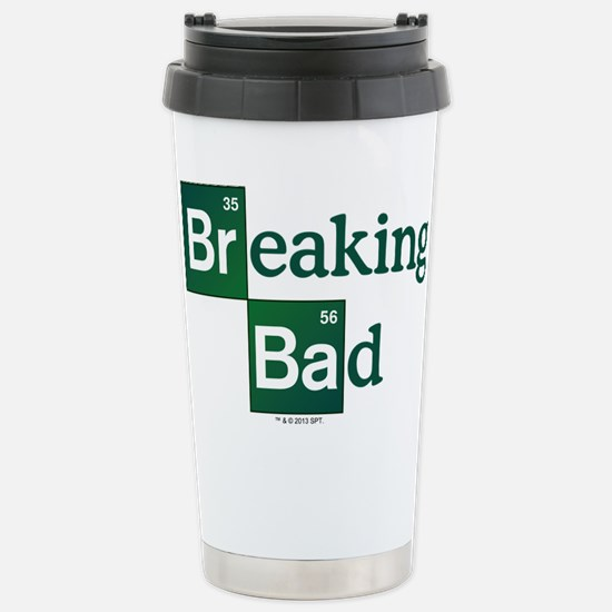 Breaking Bad Logo Stainless Steel Travel Mug