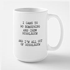 Chew Bubblegum Mugs