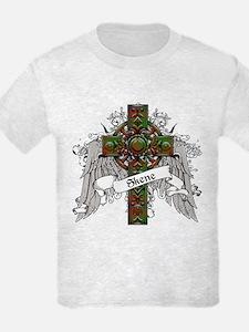 Skene Tartan Cross T-Shirt