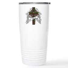 Skene Tartan Cross Travel Mug