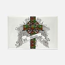 Skene Tartan Cross Rectangle Magnet