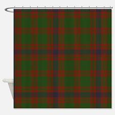 Skene Tartan Shower Curtain