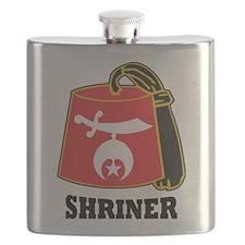 Funny Shriner Flask