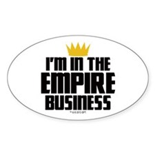 Breaking Bad: Empire Business Decal