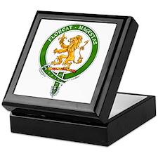 Clan Broun Keepsake Box
