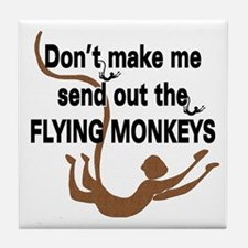 Flying Monkeys Tile Coaster
