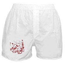 Unique Cherry tree Boxer Shorts