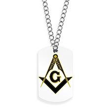 Cute Masonic lodge Dog Tags