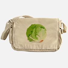 Lettuce Head Messenger Bag