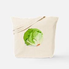 Lettuce Head Tote Bag