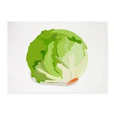 Lettuce Head 5'x7'Area Rug