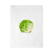 Lettuce Head Twin Duvet